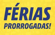 Férias prorrogadas Colégio Objetivo Catalão!