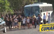 Colégio Objetivo Catalão visita Cumari