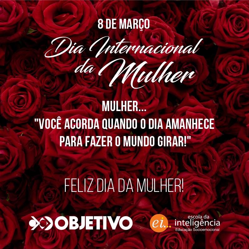 8 de Março, Dia Internacional da Mulher